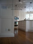 Custom Kitchen, Project Management and Interior Design
