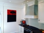 Art selection is the finishing touch in our designs