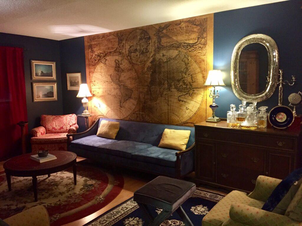 Interior Design Curated Designer Bespoke Furniture Custom Millwork