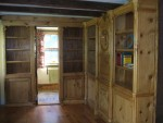 Heritage construction and conservation in this century post and beam custom home renovation.